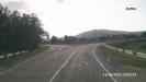 Развилка перед п. Перевалка (налево) - центр п. Псебай (направо), дорога до погранзаставы