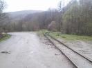 Железная дорога п. Отдаленный, Шпалорез - Черниговское