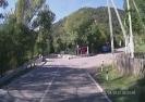 Развилка на Партизанскую поляну в п. Гузерипль