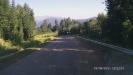 Кавказские горы, вид с дороги