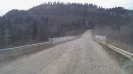 Мост перед крутым подъёмом в гору